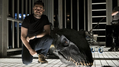 How 'Jurassic World: Fallen Kingdom' Proves Practical Effects Will Never Die