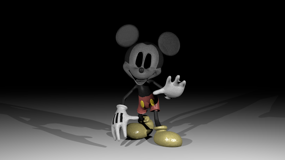 Undead Mickey Abandoned Discovery Island 2017 Edition
