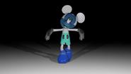 Promo Photo-Negative Mickey