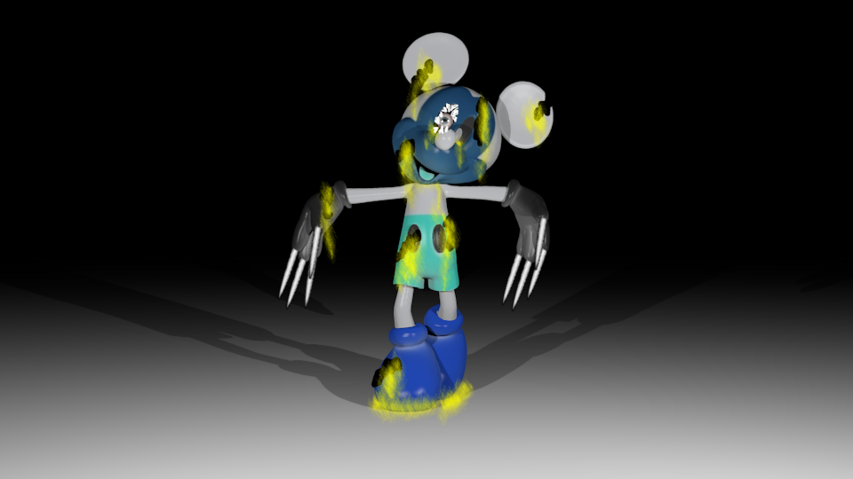 Colored Willy   Abandoned: Discovery Island RP Wikia