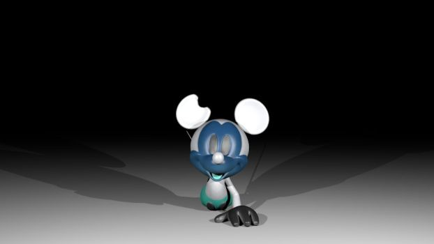 Hola1231 melted mickey promo by hola1231-dahg6w3