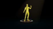 The Golden Undying Trophy