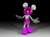 Funtime Mickey