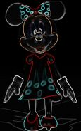 Neon Mouse Of Fate