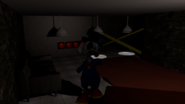 Abandoned Scrooge Mc duck in Caverns entrance