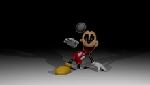 Rejected Mickey Promo