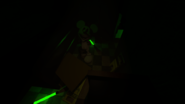 Unfinished Mouse in Janitor's Closet