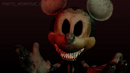 Sinister mickey by photo negativemickey-daf3jim