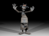 Abandoned Clarabelle