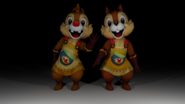 Chip and Dale extras