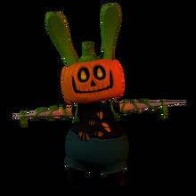 Pumpkin Oswald Extras