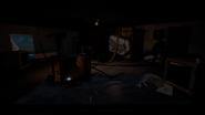 Abandoned animatronic the office