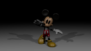 Promo Blank Mickey
