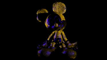 Golden PN Mickey office texture-0