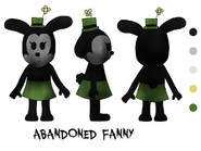 Abandoned fanny