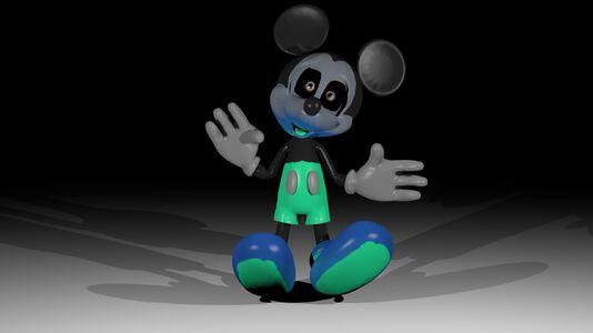Hidden Mickey promo