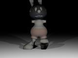 Photo-Negative Oswald