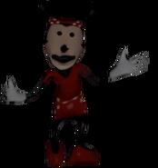 Skinny Minnie full body