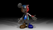 Distorted mickey by sir duck official-dapwn6w