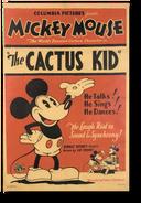 Cactus Kid Poster