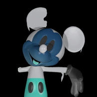 Melted mickey (1)