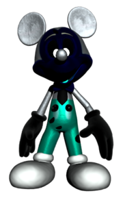 Modern PN Mickey