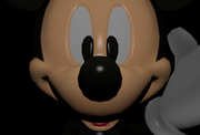 Mr Mickey Mouse