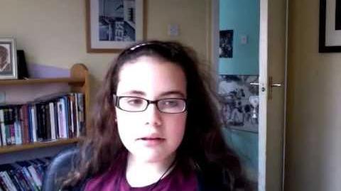 Skye's First Video Blog