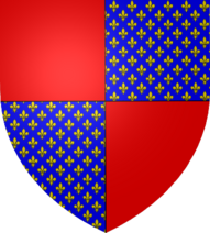 Principado de antioquía Escudo 2