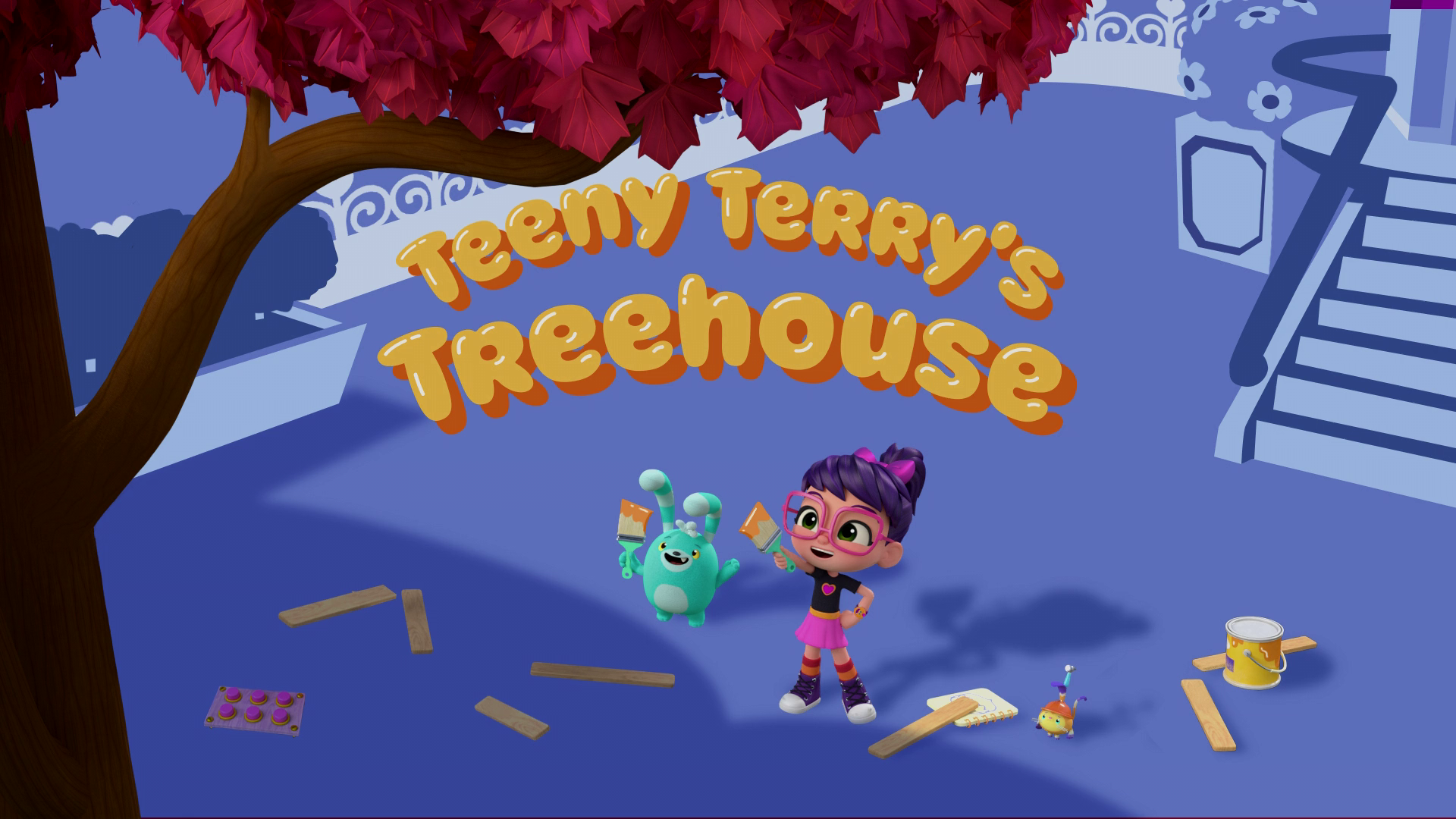 Category:Episodes Focused On Teeny Terry