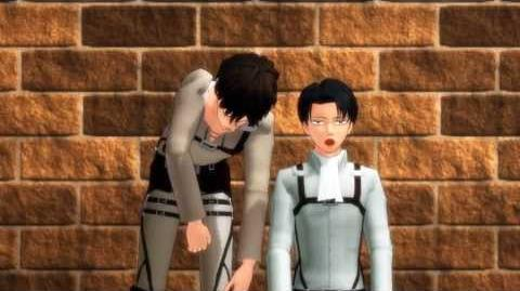 【MMD】Levi & Eren【DADADA】