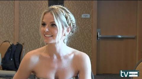 Once Upon a Time Season 3 Jennifer Morrison Interview