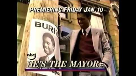He's the Mayor Promo
