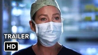 Grey's Anatomy Season 17 Station 19 Crossover trailer