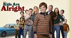 The Kids Are Alright titlecard
