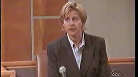 The Drew Carey Show and Ellen 1996 Promo