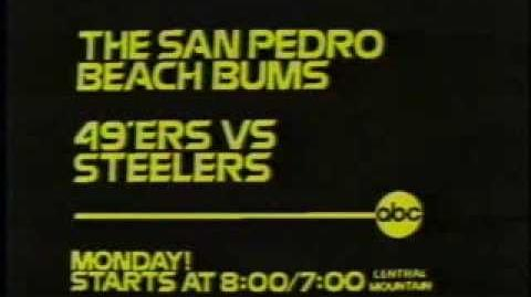 The San Pedro Beach Bums 1977 Promo