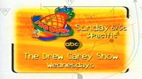 The Drew Carey Show Promo (1998)