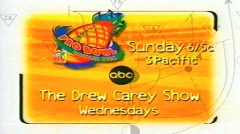 The Drew Carey Show Promo (1998)
