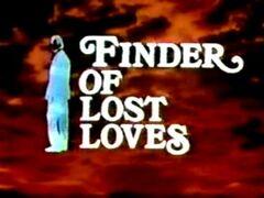 Finder of Lost Loves
