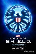 Agents of S.H.I.E.L.D. poster 2