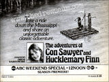 The Adventures of Con Sawyer and Hucklemary Finn