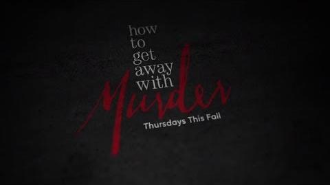 How To Get Away With Murder Official Trailer Promo Preview Teaser First Look HD