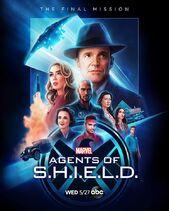 Agents of S.H.I.E.L.D. poster final season