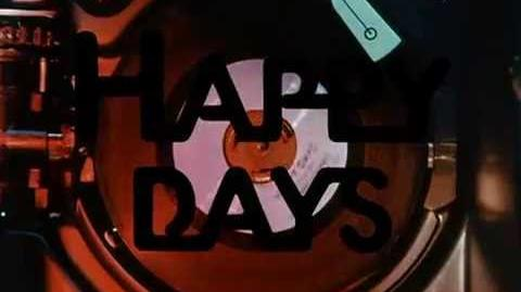 Happy Days (Intro) S1 (1974)