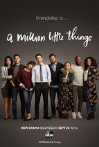 A Million Little Things season 1 poster