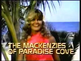 The MacKenzies of Paradise Cove