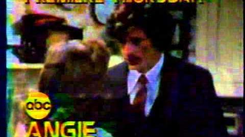 Angie Series Premiere Promo (1979)