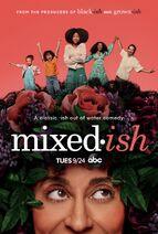 Mixed-ish poster