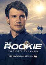 The Rookie poster 2